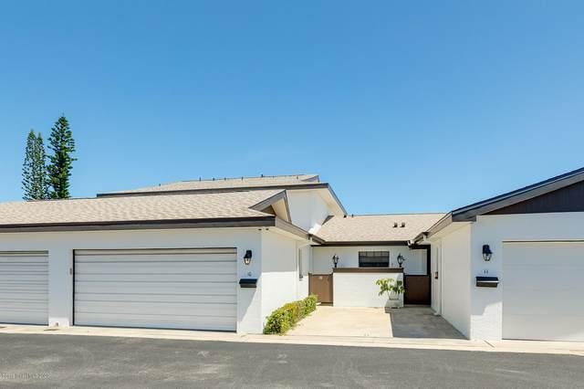255 Paradise Boulevard #10, Melbourne, FL 32903 (MLS #872643) :: Premium Properties Real Estate Services