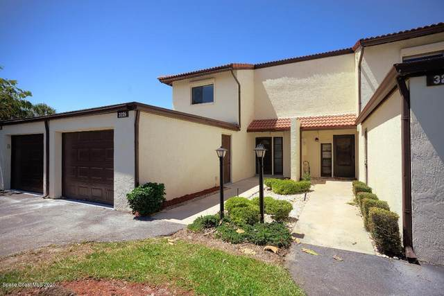 3226 Beach View Way, Melbourne Beach, FL 32951 (MLS #872669) :: Premium Properties Real Estate Services