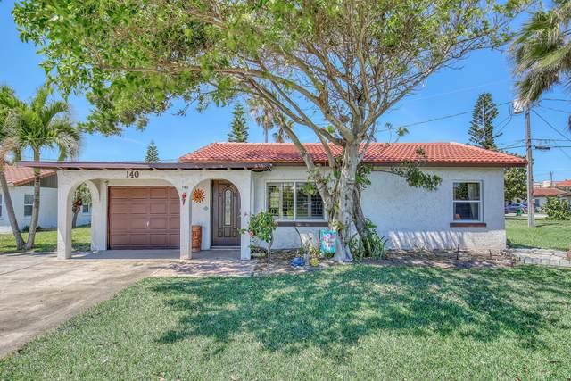 140 Hacienda, Indialantic, FL 32903 (MLS #872705) :: Premium Properties Real Estate Services