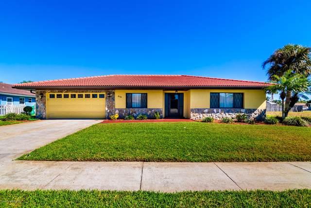 630 S Hedgecock Square S, Satellite Beach, FL 32937 (MLS #872714) :: Premium Properties Real Estate Services