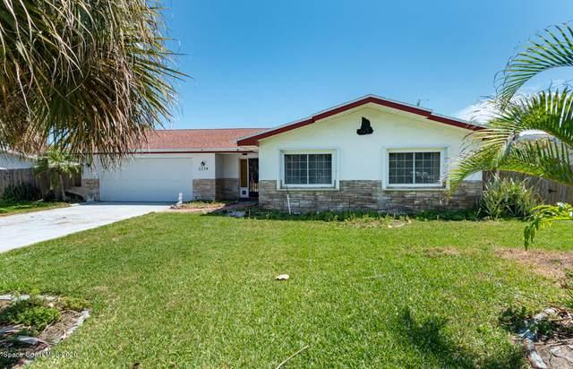 2334 Sea Avenue, Indialantic, FL 32903 (MLS #872715) :: Armel Real Estate