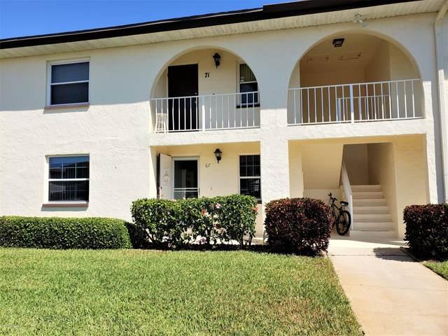 415 School Road #67, Indian Harbour Beach, FL 32937 (MLS #872722) :: Premium Properties Real Estate Services