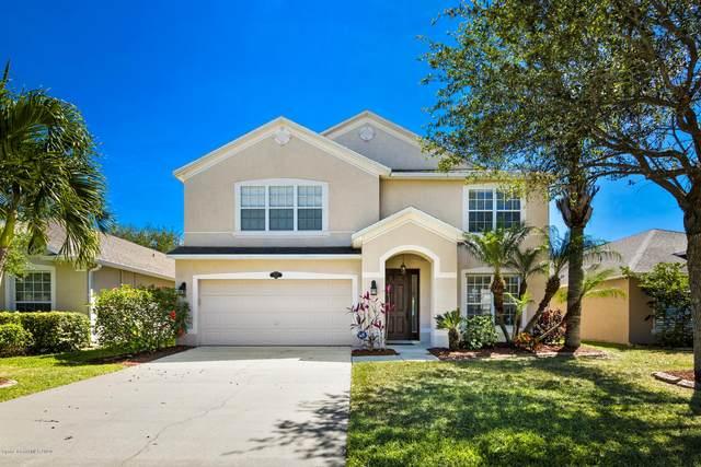 2313 Glasbern Circle, West Melbourne, FL 32904 (MLS #872728) :: Premium Properties Real Estate Services