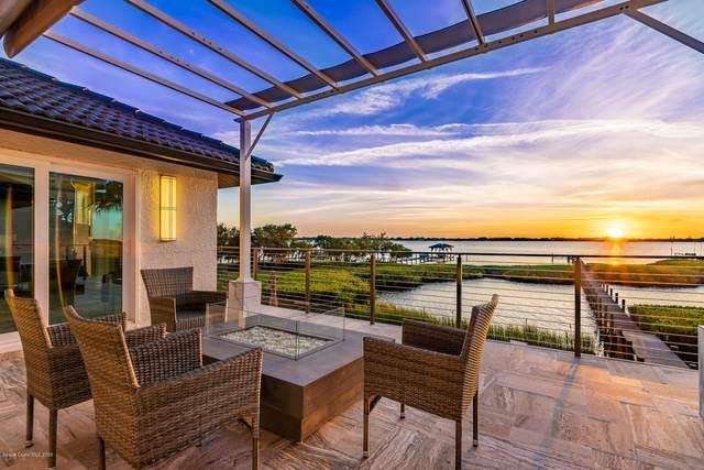 508 Lanternback Island Drive, Satellite Beach, FL 32937 (MLS #872751) :: Premium Properties Real Estate Services