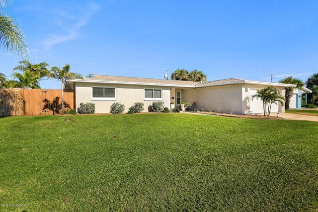 593 Verbenia Court, Satellite Beach, FL 32937 (MLS #872770) :: Premium Properties Real Estate Services