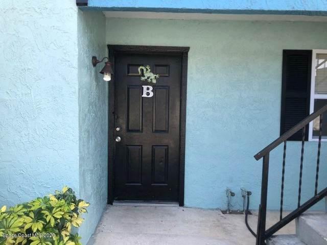 4150 Barna Avenue B, Titusville, FL 32780 (#872809) :: Keller Williams Vero Beach