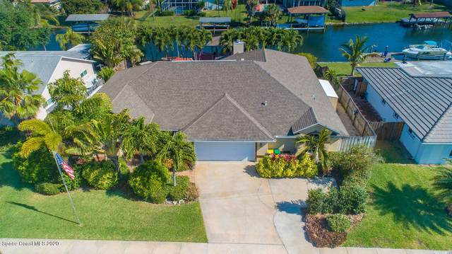 461 St Lucia Court, Satellite Beach, FL 32937 (MLS #872834) :: Armel Real Estate