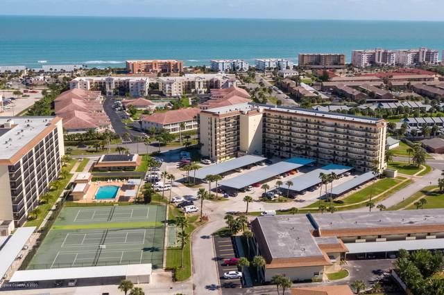 520 Palm Springs Boulevard #507, Indian Harbour Beach, FL 32937 (MLS #872873) :: Armel Real Estate