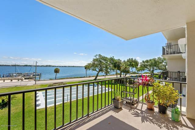 1025 Rockledge Drive #310, Rockledge, FL 32955 (MLS #872883) :: Premium Properties Real Estate Services