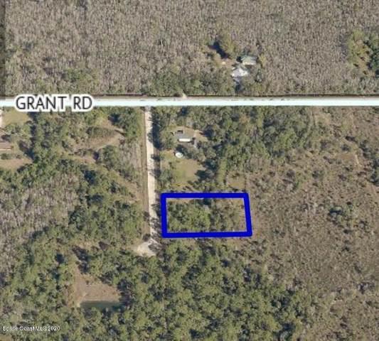 0 South Of Grant Road, Grant Valkaria, FL 32949 (MLS #873060) :: Blue Marlin Real Estate
