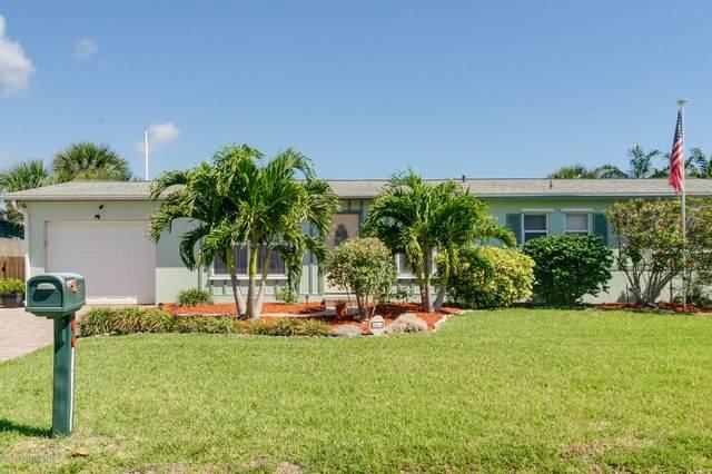 413 N Neptune Drive N, Satellite Beach, FL 32937 (MLS #873063) :: Armel Real Estate