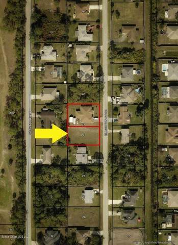 460 SE Ellington Avenue #10, Palm Bay, FL 32909 (MLS #873096) :: Armel Real Estate