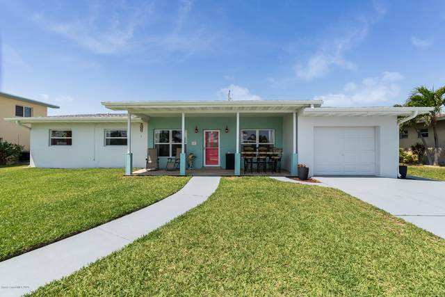 107 Maple Drive, Satellite Beach, FL 32937 (MLS #873097) :: Armel Real Estate