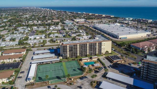 500 Palm Springs Boulevard #604, Indian Harbour Beach, FL 32937 (MLS #873102) :: Armel Real Estate