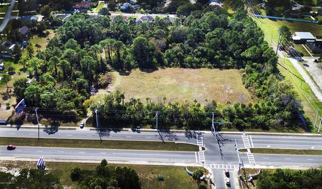 2805 Cheney Highway Outparcels, Titusville, FL 32780 (MLS #873115) :: Engel & Voelkers Melbourne Central