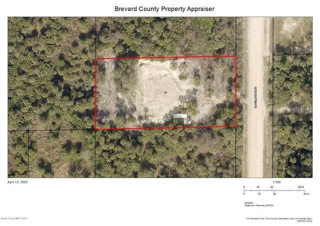 1300 Satellite Boulevard, Cocoa, FL 32926 (MLS #873207) :: Blue Marlin Real Estate