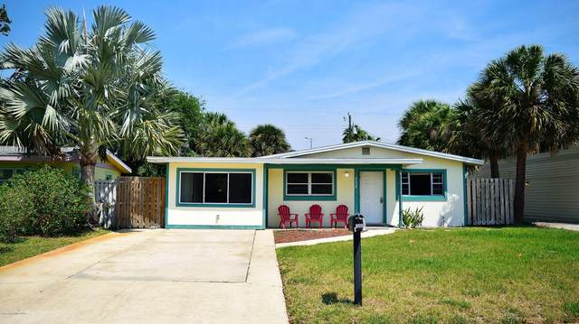 332 Tyler Avenue, Cape Canaveral, FL 32920 (MLS #873265) :: Blue Marlin Real Estate