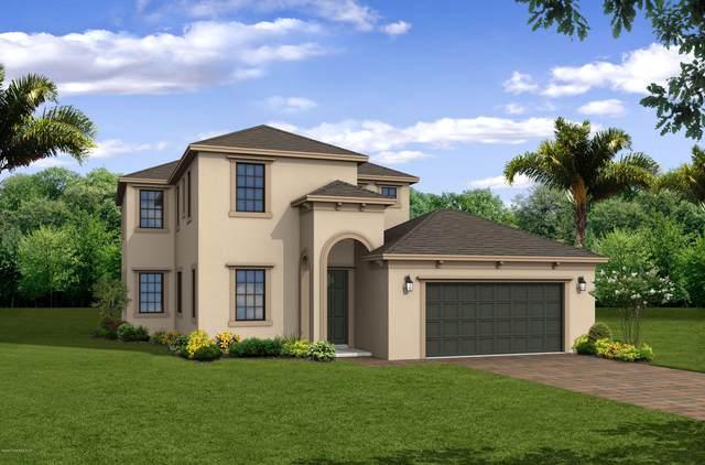 3188 Ribbon Grass Drive, Melbourne, FL 32940 (MLS #873362) :: Premium Properties Real Estate Services