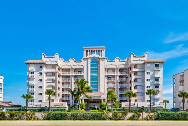 2085 Highway A1a #3702, Indian Harbour Beach, FL 32937 (MLS #873374) :: Blue Marlin Real Estate