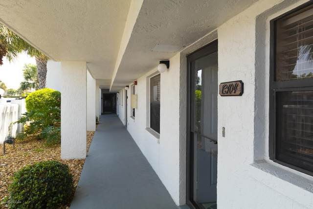 3165 N Atlantic Avenue C104, Cocoa Beach, FL 32931 (MLS #873450) :: Engel & Voelkers Melbourne Central