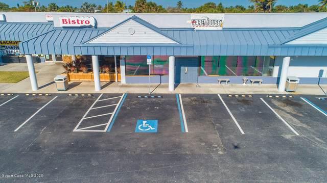 220 Highway A1a, Satellite Beach, FL 32937 (MLS #873562) :: Blue Marlin Real Estate