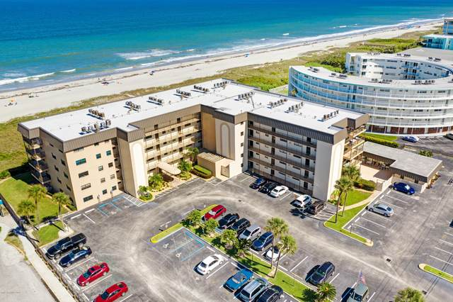 4100 Ocean Beach Boulevard #110, Cocoa Beach, FL 32931 (MLS #873817) :: Blue Marlin Real Estate