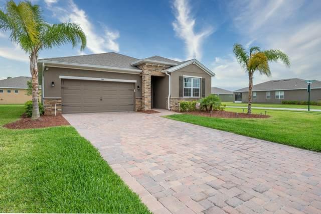 740 Remington Green Drive SE, Palm Bay, FL 32909 (MLS #873830) :: Blue Marlin Real Estate