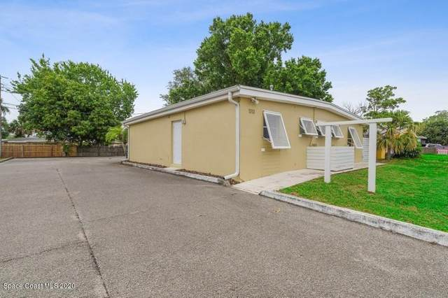 1313 Croton Road, Melbourne, FL 32935 (MLS #873869) :: Blue Marlin Real Estate