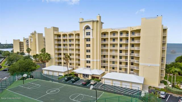 480 Sail Lane #206, Merritt Island, FL 32953 (MLS #873874) :: Engel & Voelkers Melbourne Central