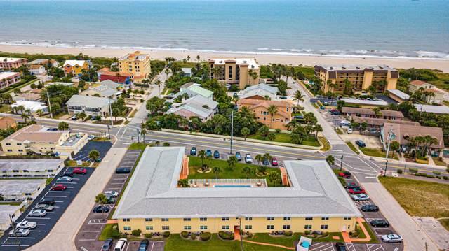 7801 Ridgewood Avenue #26, Cape Canaveral, FL 32920 (MLS #873876) :: Blue Marlin Real Estate