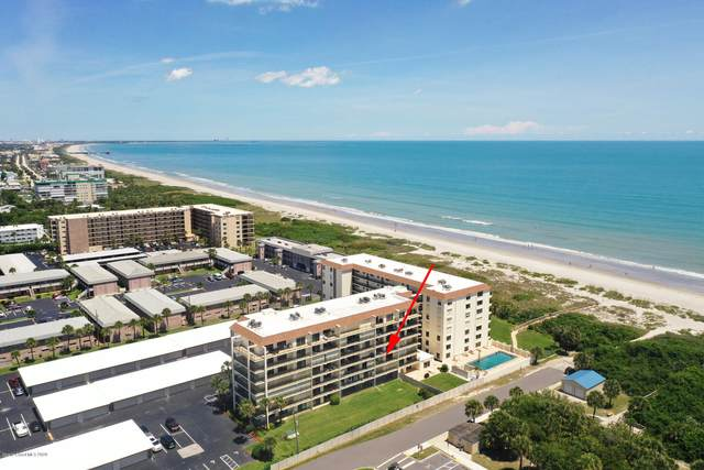 3060 N Atlantic Avenue #309, Cocoa Beach, FL 32931 (MLS #873892) :: Blue Marlin Real Estate
