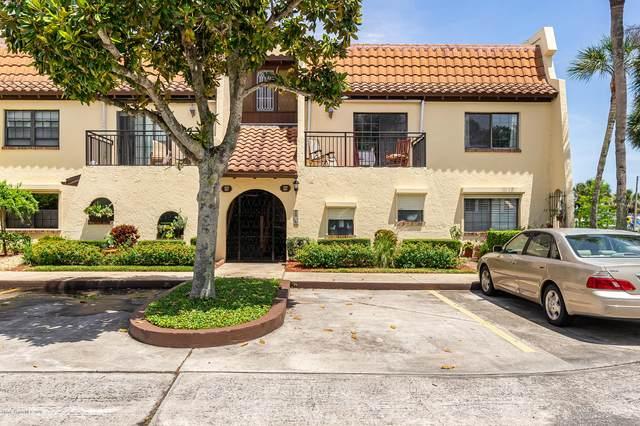 115 N Indian River Drive #201, Cocoa, FL 32922 (MLS #873923) :: Premium Properties Real Estate Services