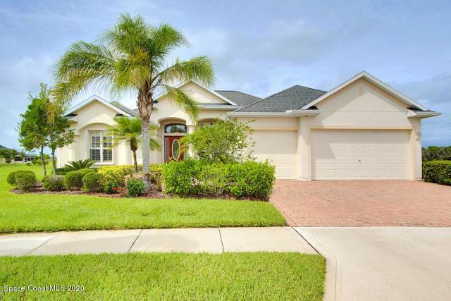 3553 Carambola Circle, Melbourne, FL 32940 (MLS #874082) :: Blue Marlin Real Estate