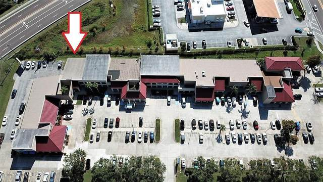 2955 Pineda Plaza Way #107, Melbourne, FL 32940 (MLS #874155) :: Blue Marlin Real Estate