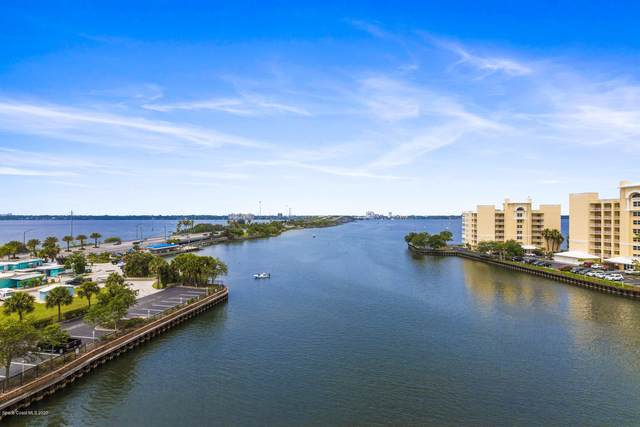 134 Starboard Lane #604, Merritt Island, FL 32953 (MLS #874217) :: Blue Marlin Real Estate