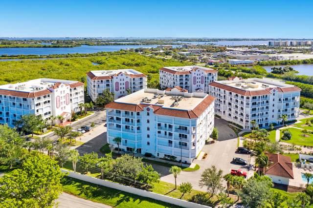 801 Del Rio Way #202, Merritt Island, FL 32953 (MLS #874239) :: Blue Marlin Real Estate