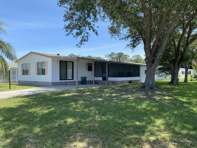 345 Avocado Drive, Barefoot Bay, FL 32976 (MLS #874246) :: Armel Real Estate