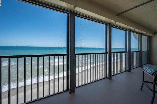 1125 Highway A1a #903, Satellite Beach, FL 32937 (MLS #874253) :: Premium Properties Real Estate Services