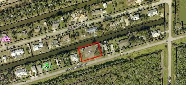 5020 White Heron Lane, Melbourne, FL 32934 (MLS #874317) :: Engel & Voelkers Melbourne Central