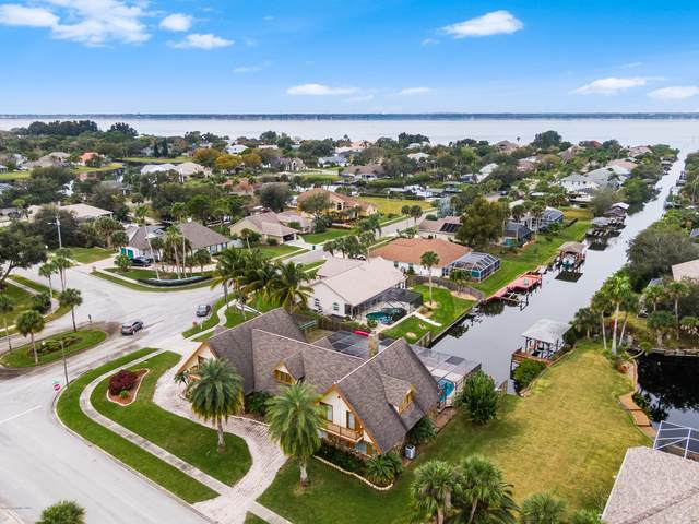 440 Indian Bay Boulevard, Merritt Island, FL 32953 (MLS #874371) :: Blue Marlin Real Estate