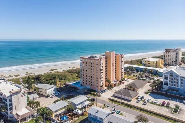 6770 Ridgewood Avenue #205, Cocoa Beach, FL 32931 (MLS #874503) :: Blue Marlin Real Estate