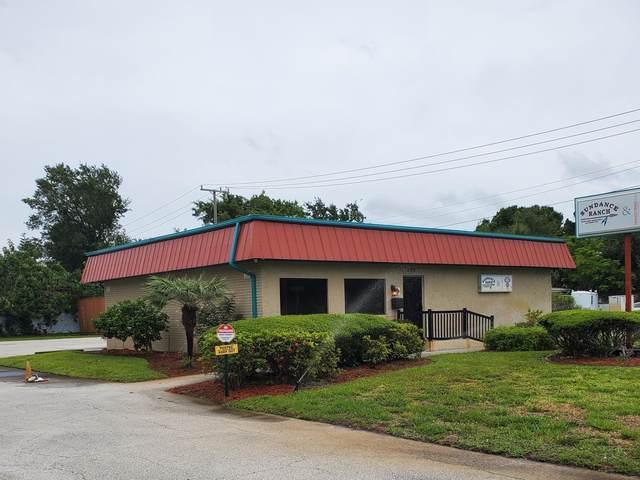 390 S Courtenay Parkway, Merritt Island, FL 32952 (MLS #874509) :: Engel & Voelkers Melbourne Central