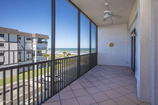 333 N Atlantic Avenue #312, Cocoa Beach, FL 32931 (MLS #874550) :: Engel & Voelkers Melbourne Central