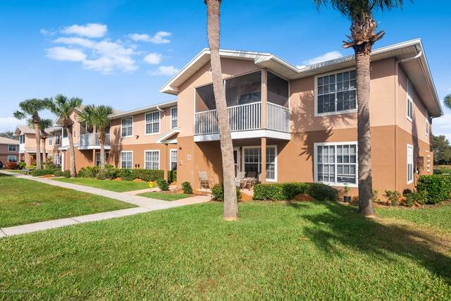 1831 Long Iron Drive #627, Rockledge, FL 32955 (MLS #874561) :: Blue Marlin Real Estate