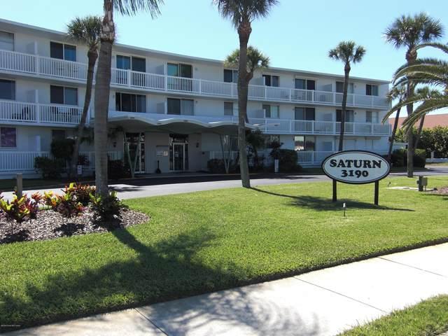 3190 N Atlantic Avenue #117, Cocoa Beach, FL 32931 (MLS #874636) :: Blue Marlin Real Estate