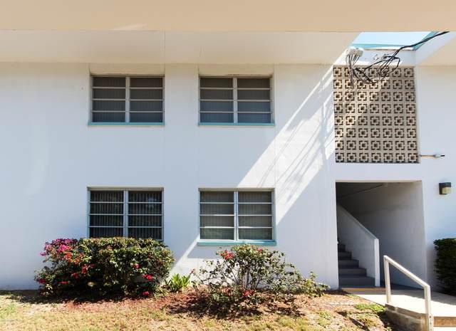 8401 N Atlantic Avenue H-10, Cape Canaveral, FL 32920 (MLS #874644) :: Blue Marlin Real Estate