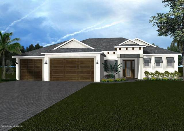 1964 Crossbill Drive, Titusville, FL 32796 (MLS #874655) :: Blue Marlin Real Estate