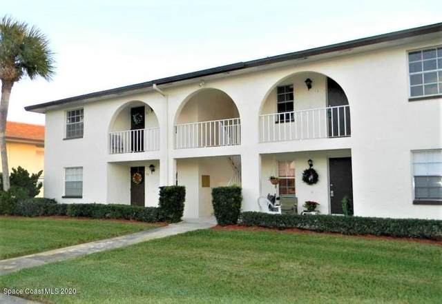414 School Road #93, Indian Harbour Beach, FL 32937 (MLS #874733) :: Engel & Voelkers Melbourne Central