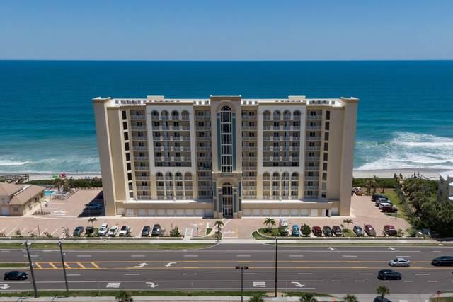 1045 Highway A1a #1004, Satellite Beach, FL 32937 (MLS #874738) :: Blue Marlin Real Estate