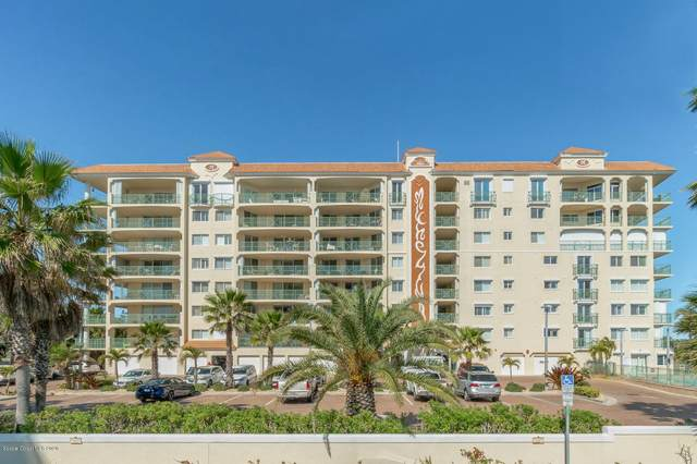 420 Harding Avenue #303, Cocoa Beach, FL 32931 (MLS #874753) :: Blue Marlin Real Estate